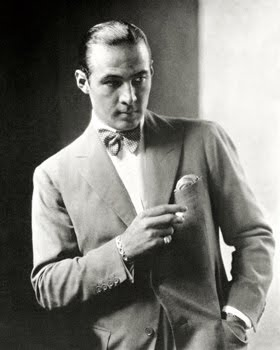 rudolph gay personals The death of silent-screen idol rudolph valentino at the age of 31 sends his fans into a hysterical state of mass mourning  and after two failed marriages he began dating the sexy polish .