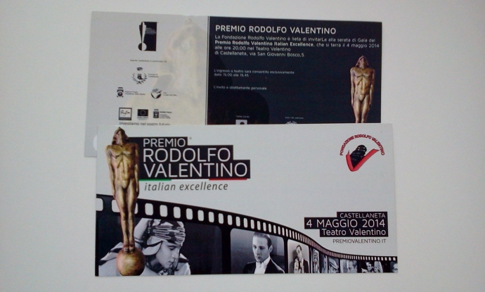 2014 Rudolph Valentino Excellence Awards