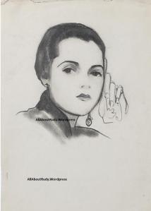 sketch of natacha.